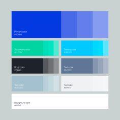 Flat Color Palette, Color Palette Challenge, Colour Pallette, Colour Schemes, Design Azul, Web Design, Ui Color, Text Color, Logo Design Inspiration