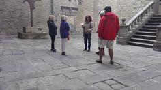 private guided walking tour of Cortona, Tuscany. Guiding by www.tuscantoursandweddings.com