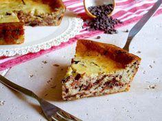 Torta al Cioccolato e Ricotta (ricetta veloce e senza glutine)