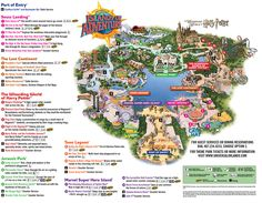 Universal Florida Map.131 Best Disney Take 2 Images On Pinterest Vacations Viajes And