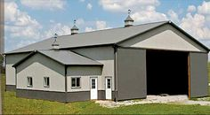 pole barn | We make purchasing a pole barn package incredibly simple and stress ...