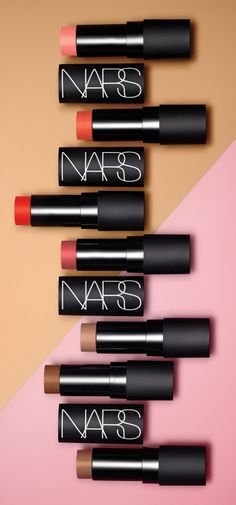 NARS multiples ...I own 10  of these and LOVE  them ALL! TRUST me ....for a soft , natural blush AND highlighter .... these ROCK!  VixenTam