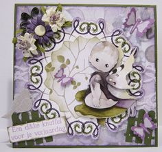 Decoupage Sheet and Embroidery