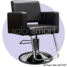 Havana Styling Chair in Black. This is a classic and has great features to makes a stylist day a little easier. It also comes in several other colors and the base can be changed out.