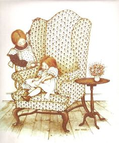 holly hobby | HOLLY HOBBIE / Holly Hobbie