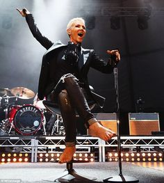 Sitting pretty: It's been 25 years since Roxette's It Must Have Been Love blared out of te...