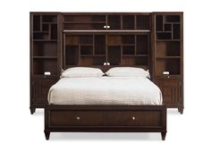 19 Best Beds With Bookcase Headboards Images Bedrooms Bedroom