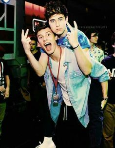 really miss - Shawn and Nash