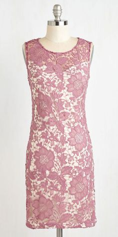 Going Album and Beyond Dress in Mauve