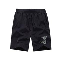 7551f05f66e 2017 Loose Mens Board Shorts Black Short Plus Size Men Bermudas Masculinas  De Marca 5XL hommes
