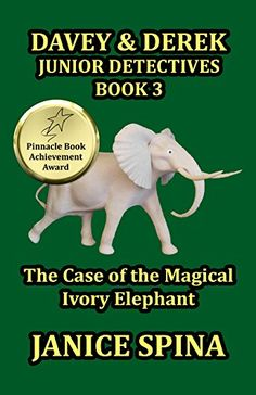 Book review of The Case of the Magical Ivory Elephant - Readers' Favorite: Book Reviews and Award Contest