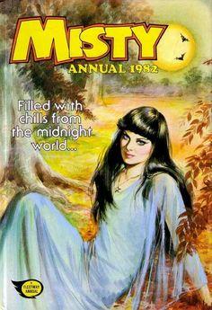 Misty Annual #4 1982