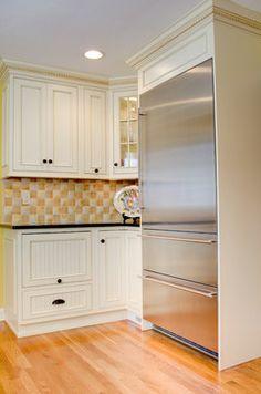 Summit, NJ Kitchen Remodel - traditional - kitchen - new york - Robinwood Kitchens