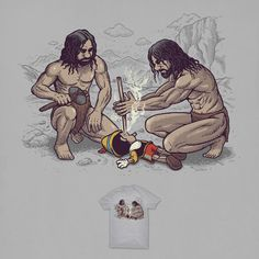 Cet artiste fait des dessins géniaux... De quoi ravir les amateurs d'humour noir !