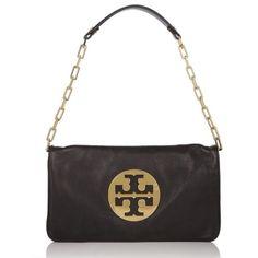 269ca091866ee1 Tory Burch Reva Clutch Tory Burch Bag, Fashion Tips, Fashion Design,  Leather Clutch