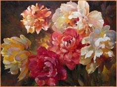 Peony by Leon Roulette