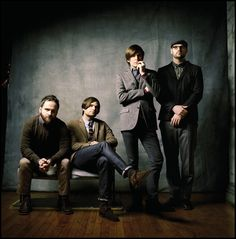 Death Cab For Cutie...I also really liked The Postal Service