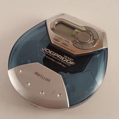Philips Jogproof Personal Portable CD Player Model AX5111/17 Tested - FREE SHIP! #Philips