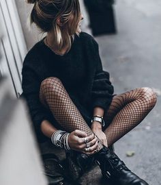 Fishnet love