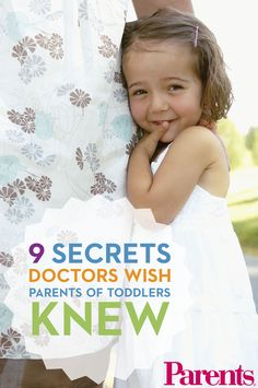 When it comes to parenting your little one, here's what pediatricians across the country want you to know.