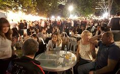 Night noodle markets in Sydney