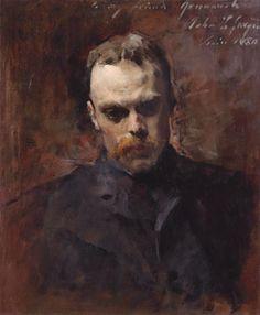John Singer Sargent (1865-1925), Gordon Greenough