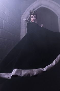 """This week in """"Villain's Gallery,"""" we're taking an up-close look at the Wicked Queen from the 1937 film, """"Snow White and the Seven Dwarfs."""" When it comes to Disney history, the Wicked Queen is incredibly important! She was the first Disney Disney Parks, Walt Disney World, Evil Queen Costume, Snow White Evil Queen, Mal And Evie, Snow White Costume, Snow White Disney, Face Characters, Disney Characters"""