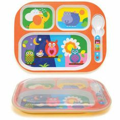 Kids trays that have a lid so they can finish their food later. And, they are BPA free! #healthylife #kids #bpafree