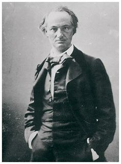 "Charles Baudelaire (1821-1867) ""I am unable to understand how a man of honor could take a newspaper in his hands without a shudder of disgust."""