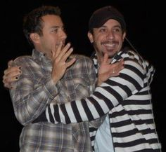 Howie & AJ - love that smile!