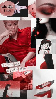 ....I can get behind this... Kpop Exo, Exo Kai, Exo Chanyeol, Aesthetic Collage, Red Aesthetic, Kpop Aesthetic, Exo Memes, Aesthetic Backgrounds, Aesthetic Wallpapers
