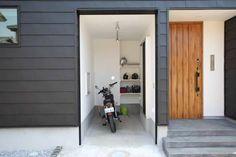 玄関 ガレージ - Google 検索