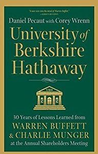 $0eBk: University of Berkshire Hathaway - 30 Years of Lessons Learned from Warren Buffett & Charlie Munger at the Annual Share..