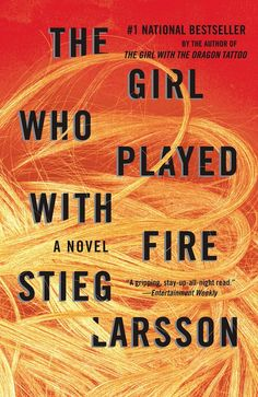 The Girl Who Played with Fire, Stieg Larson