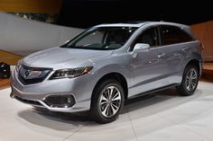 A gallery of the 2016 Acura RDX at the 2015 Chicago Auto Show. Crossover Cars, Best Pickup Truck, Pickup Trucks, Department Of Licensing, Automobile, Chicago Auto Show, Acura Rdx, Suv Models