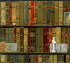"""Luis MARSANS - Né en 1930 à Barcelone - """"libros"""" 1991"""