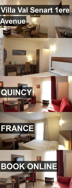 Hotel Villa Val Senart 1ere Avenue in Quincy, France. For more information, photos, reviews and best prices please follow the link. #France #Quincy #travel #vacation #hotel