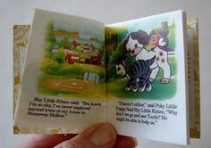 Little Little Golden Book for Children by NanNasThings on Etsy, $3.95