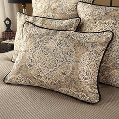 Shop the Chandler Bedding Collection at Arhaus.