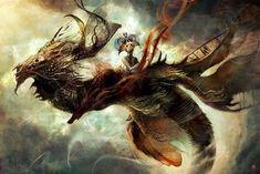 Ranking de Las Mejores Criaturas Mitológicas y Paranormales de las diferentes culturas - Listas en 20minutos.es