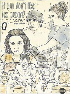 #GIRLS illustration via Mundobrel and Gabriel Medeiros
