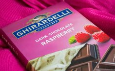 Ghirardelli Raspberry Dark Chocolate