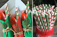 Christmas Straw Combo Package  41% off at Groopdealz