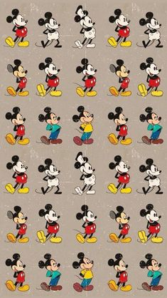 iPhone and Android Wallpapers: Retro Mickey Mouse Wallpaper for iphone and Andro. - Best of Wallpapers for Andriod and ios Mickey Mouse Wallpaper Iphone, Android Phone Wallpaper, Cute Disney Wallpaper, Cute Cartoon Wallpapers, Wallpaper Iphone Cute, Phone Wallpapers, Wallpaper Backgrounds, Wallpaper Samsung, Trendy Wallpaper