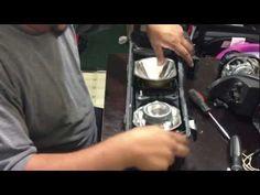 DIY FIX XENON HID HEADLIGHT ADJUSTERS MOUNTING 97-03 BMW 5 SERIES E39 528I 525I 530I 540I M5 - YouTube
