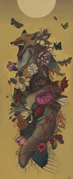 The Fox Confessor - Lindsay Carr