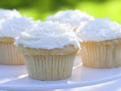 Coconut Cupcakes Recipe : Ina Garten : Food Network