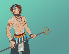 Romeo is a fully-fledged Atlantean. (This concept has nothing to do with the disney movie Atlantis. Fantasy Character Design, Character Design Inspiration, Character Concept, Concept Art, Dnd Characters, Fantasy Characters, Guy Drawing, Character Portraits, Comic Character