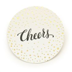 Love these coasters for a new years party