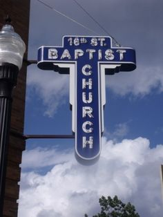 16th St. Baptist Church, Birmingham, AL